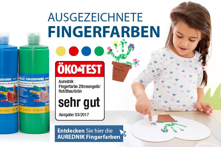 Aurednik - Fingerfarbe